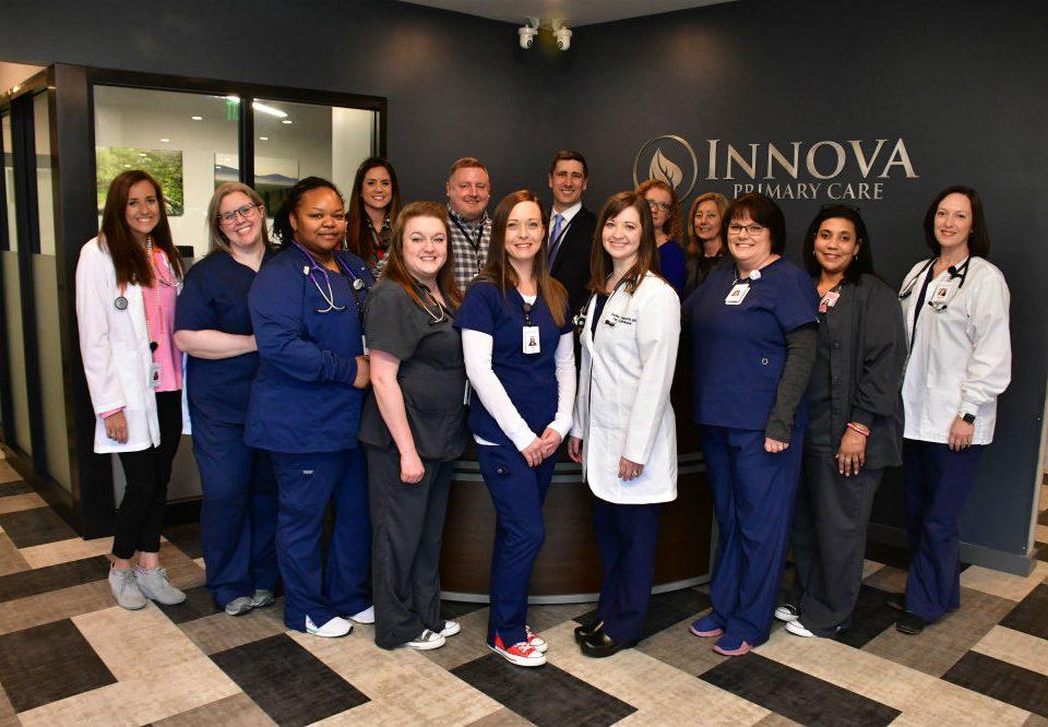 Innova Primary Care - Innovation Award