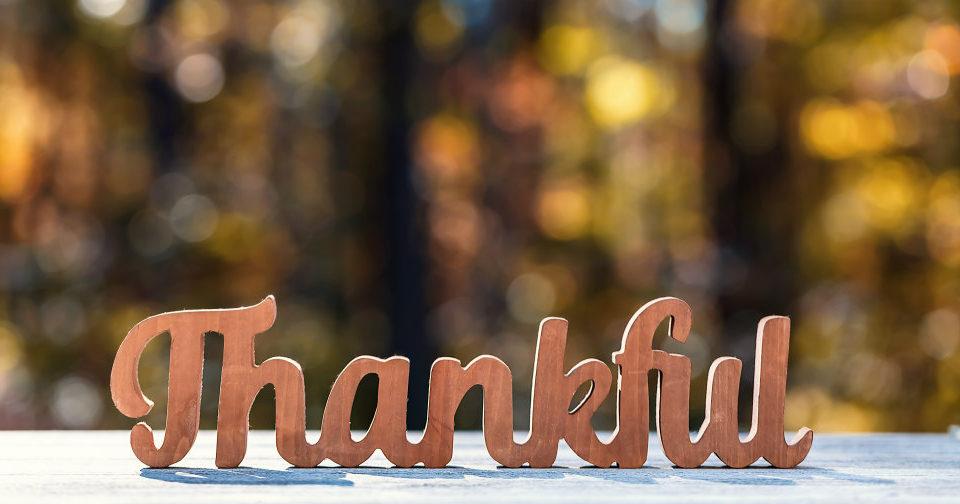 Thankful - Innova