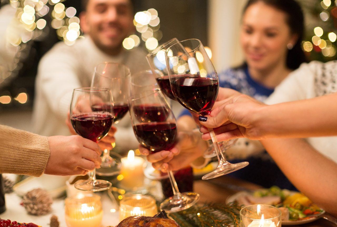 Holiday Stress - Drinking